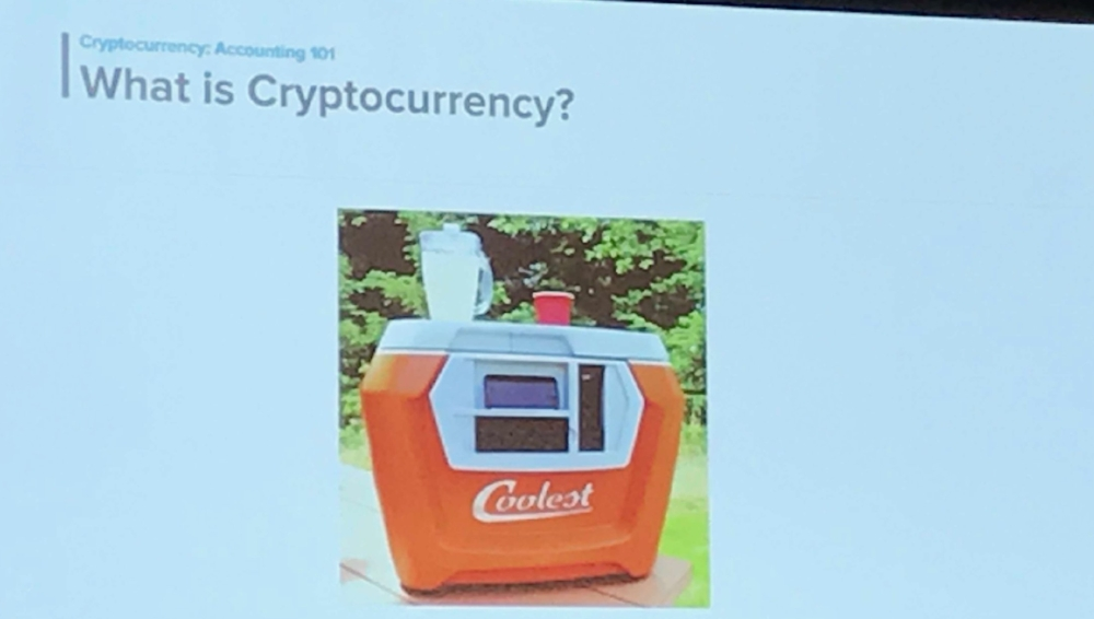 May likens Ethereum to a multi-functional cooler.