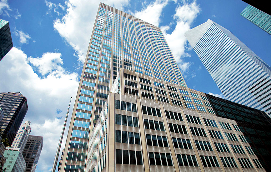 The Jordan Company is headquartered in the Citigroup building at 399 Park Avenue. ( Photo: The Jordan Company )