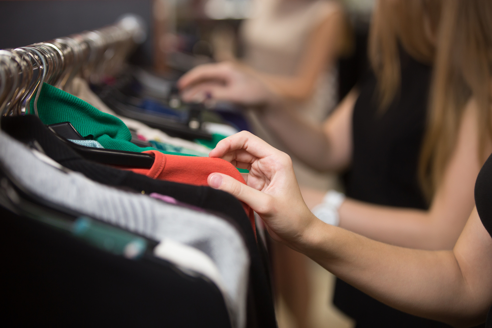 Retail sales rose 0.8% in May, beating economist estimates of 0.4% and showing that economic growth still has some room to expand. ( Photo: Shutterstock )