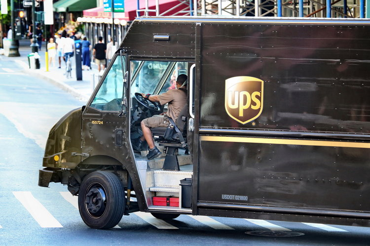 Ups Teamsters Reach Agreement More Freight On The Road Sunday