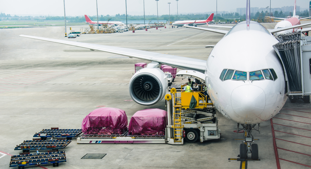 Some indicators from the global airfreight markets are offering some cautionary signals. ( Photo: Shutterstock )