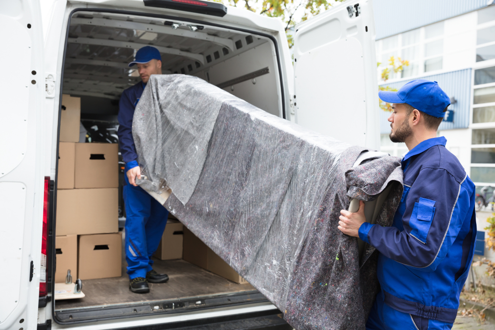 Home delivery of items that require someone to accept the package, everything ranging from couches to computers, is one of the most frustrating parts of the online experience for many. Package.AI wants to bring the consumer into the process sooner to help delivery companies improve the experience. ( Photo: Shutterstock )