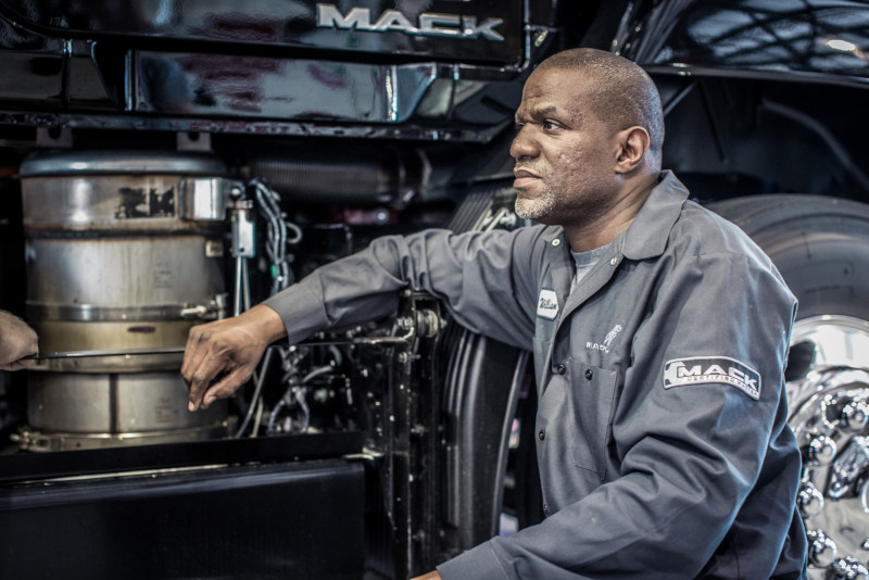 A shortage of qualified technicians has led Mack Trucks and Volvo Trucks to create training programs with three colleges to help bring more people into the industry.