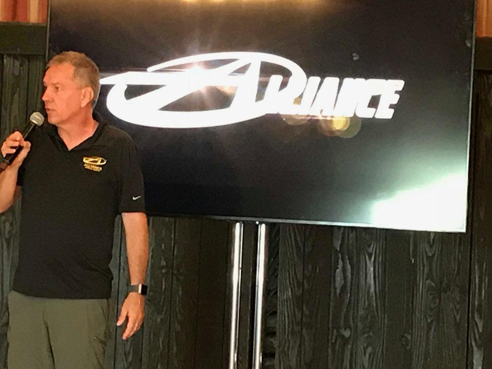 Stefan Kurschner, senior vice president of Daimler Trucks North America's Aftermarket division