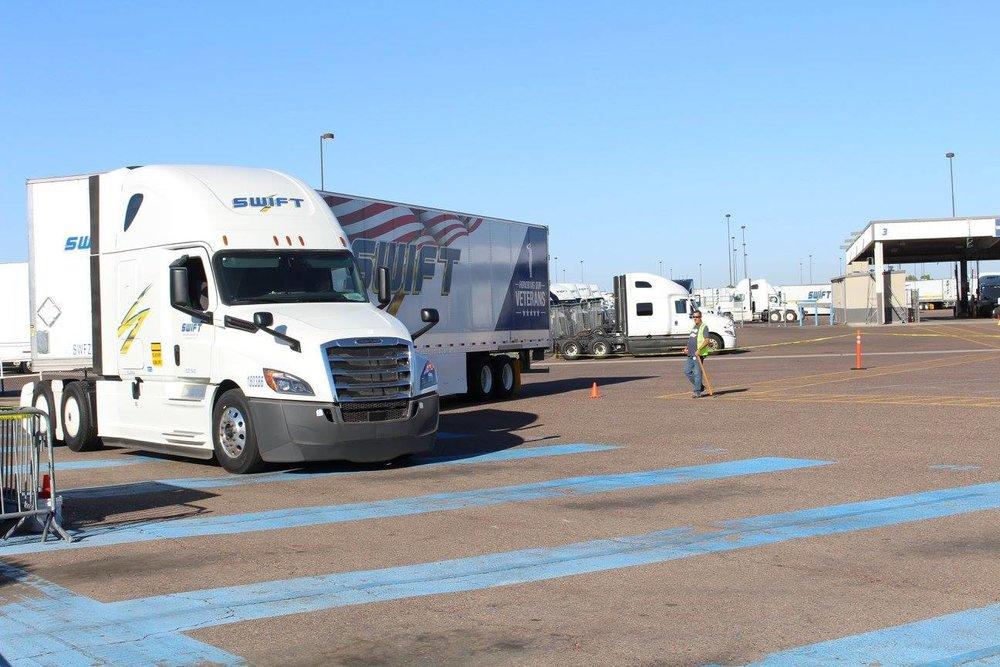 (Photo: Swift Transportation)