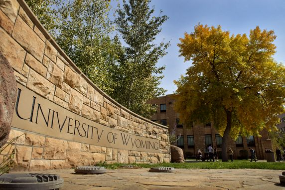 University of wyoming, laramie, WY