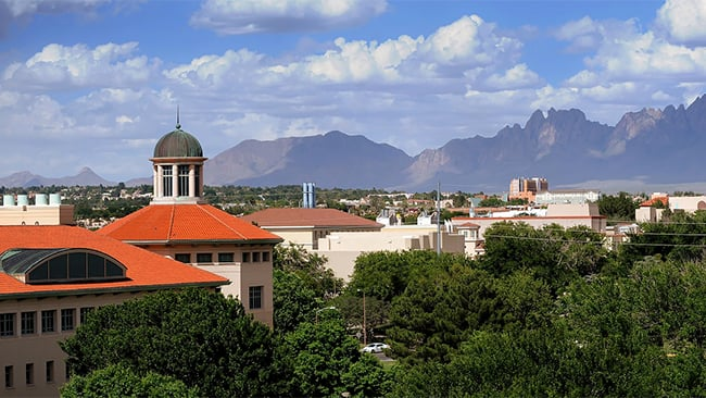 new mexico state university campus