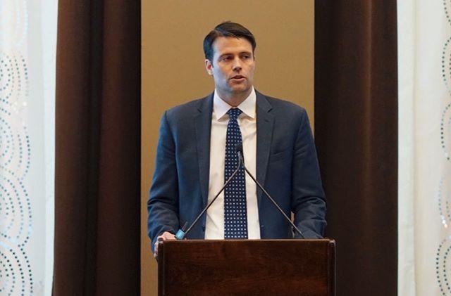 NYSHEX CEO Gordon Downes