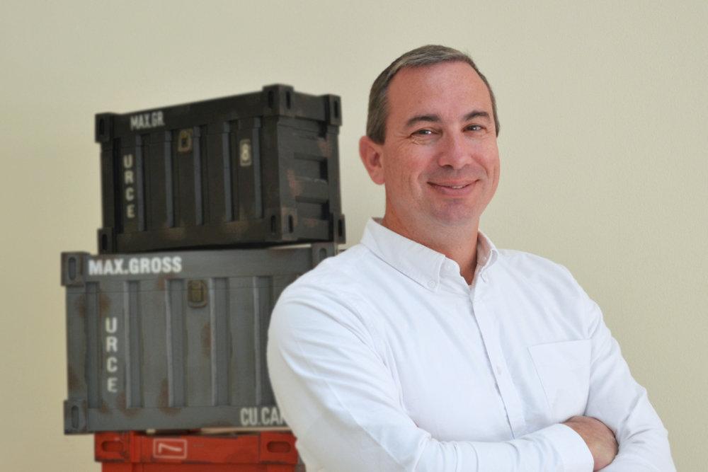 Freightos CEO Zvi Schreiber