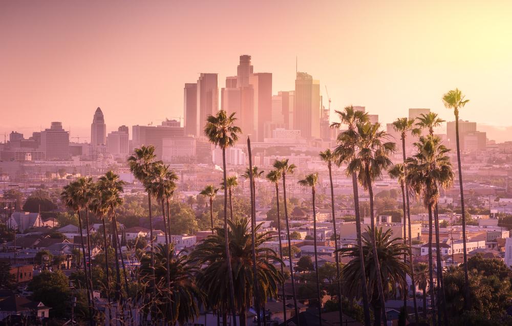 Los Angeles. ( Photo: Shutterstock )