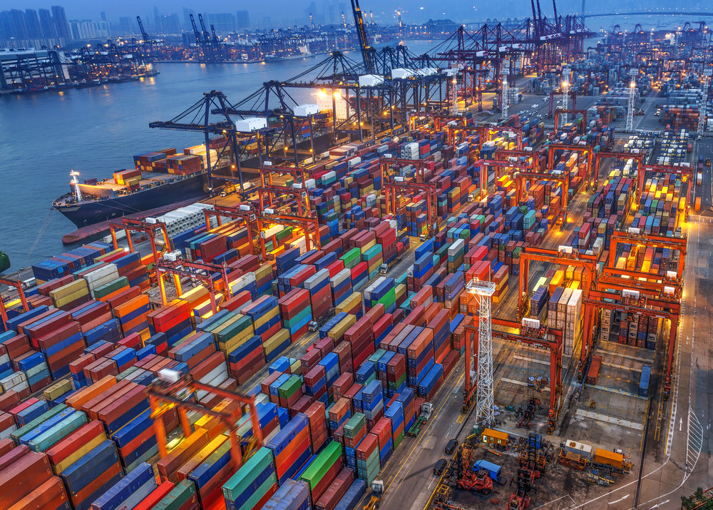 Ocean carriers and terminals are charging more fees for container storage and use ( Photo: Shutterstock )