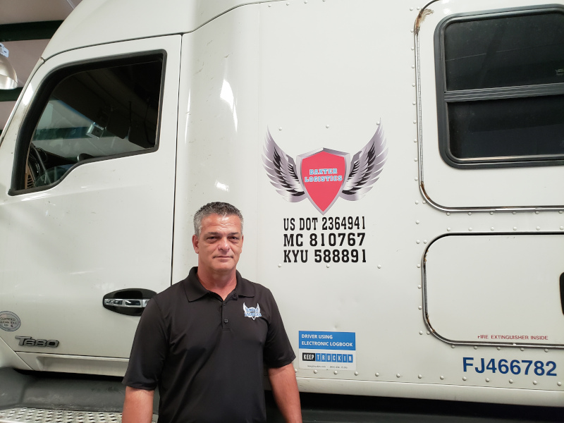 Wayne Thornhill, a fleet manager and director of Baxter Logistics, took Arrive Logistics' David Rivers on a normal day for a truck driver with a round-trip run from Little Rock, AR, to Dallas, Texas, and back to Little Rock.