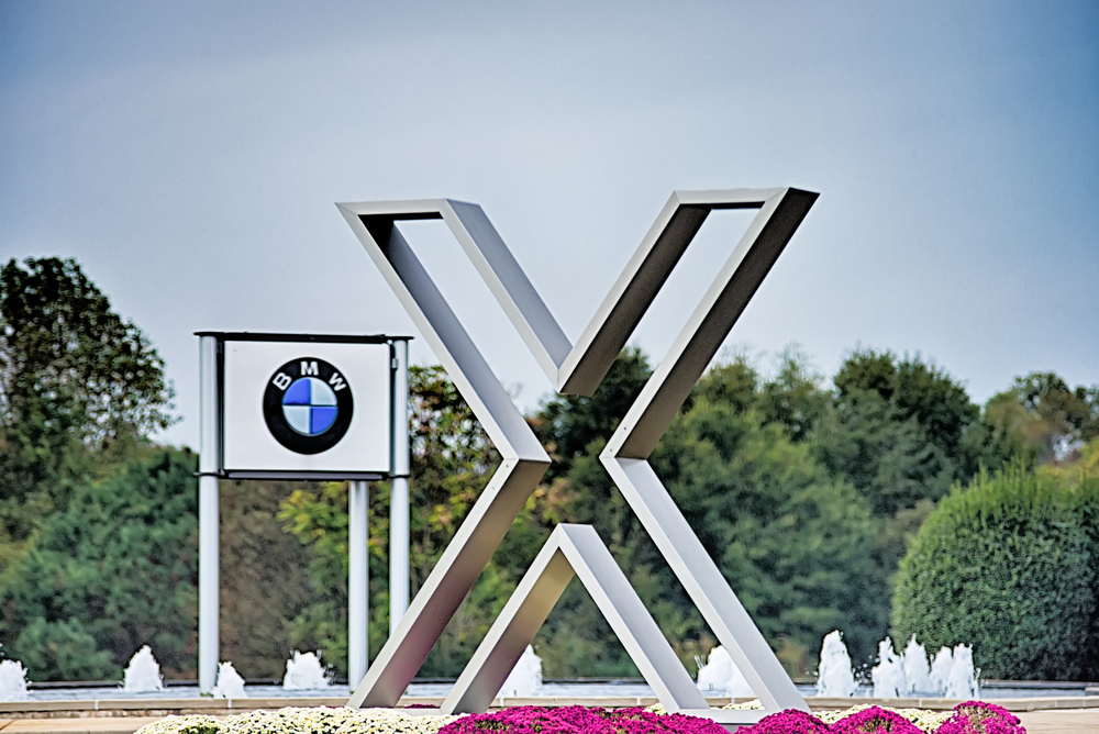 The BMW plant in Spartanburg, SC, which manufactures X3, X4, X5, and X6 models, is at risk of being shut down by Hurricane Florence.  (Photo: Shutterstock )