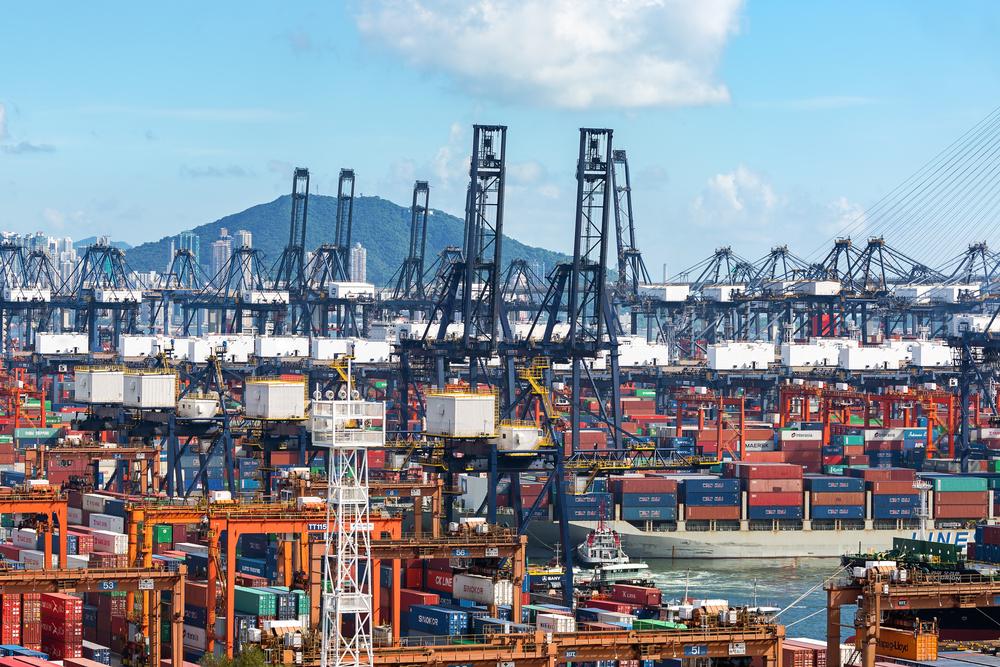 Kwai Chung, Hong Kong  (Photo: Shutterstock).