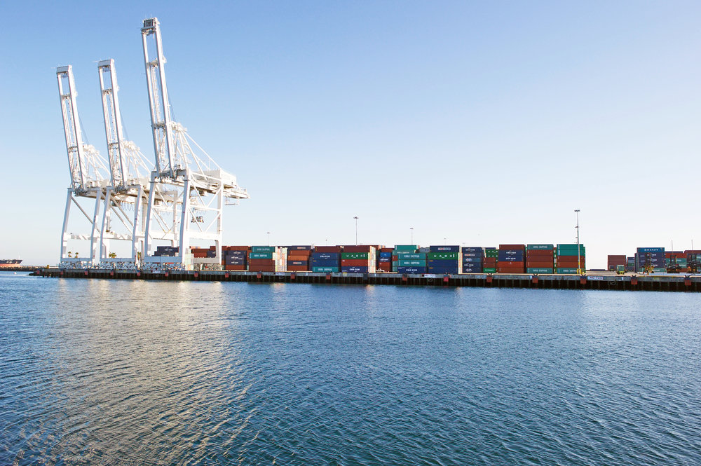 Port of Long Beach  (Photo: Shutterstock)