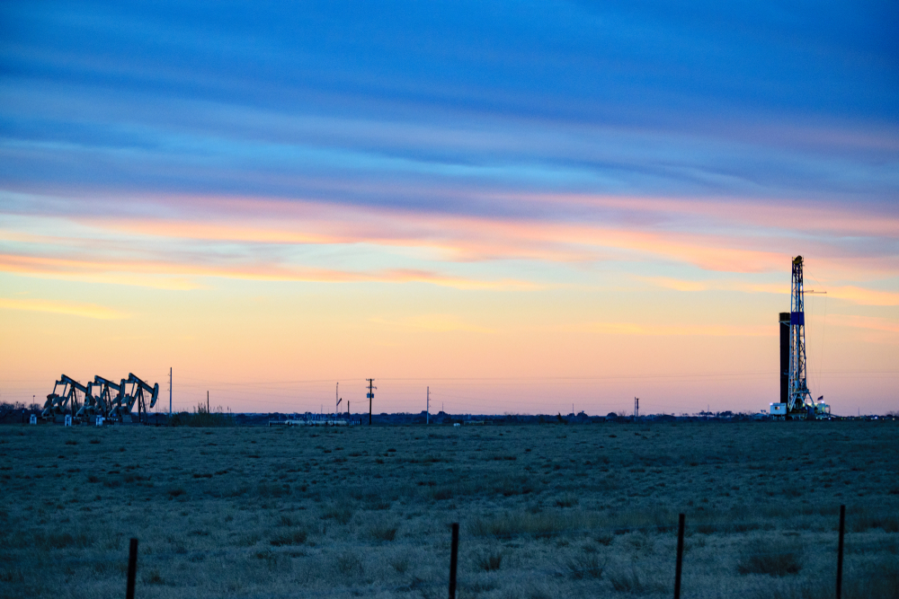 Oil and gas exploration in the Permian Basin. ( Photo: Shutterstock )