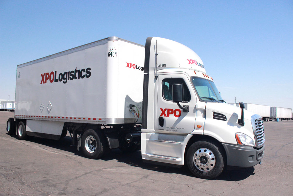 Goldman thinks XPO's LTL business will be protected when the market turns. (Photo: XPO Logistics)