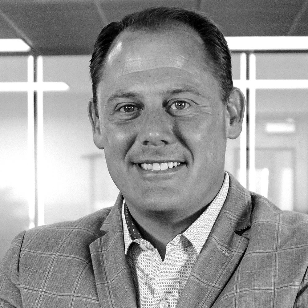 Jason Beardall - President, England Logistics