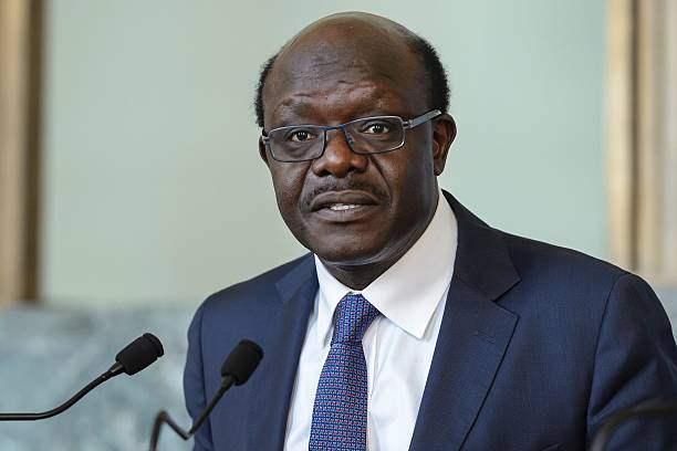 Mukhisa Kituyi, Secretary-General of UNCTAD