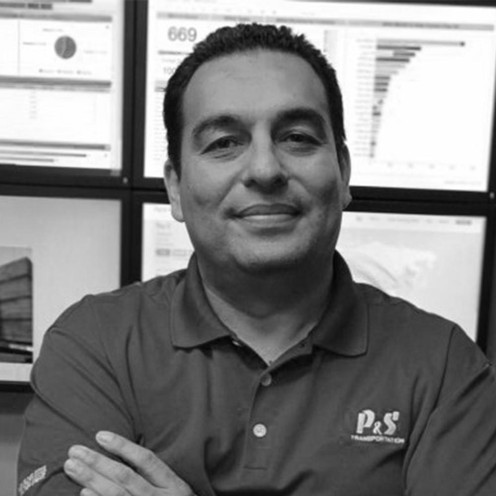 Mauricio Paredes - CTO, P&S Freight