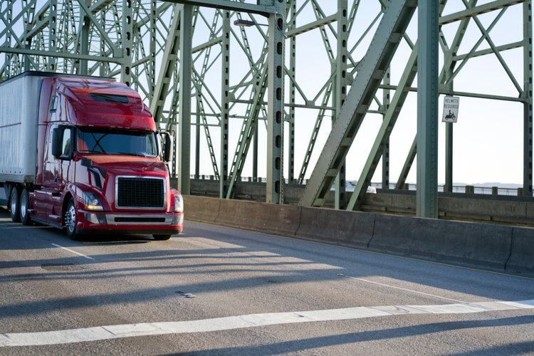 Trucking Rates Are Starting To Plateau But Market Remains Strong