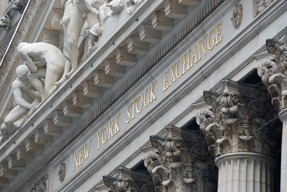 NYSE (Image: Shutterstock)