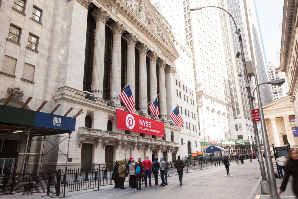 $741B in transportation equities are held on the New York Stock Exchange. ( Photo: Shutterstock )