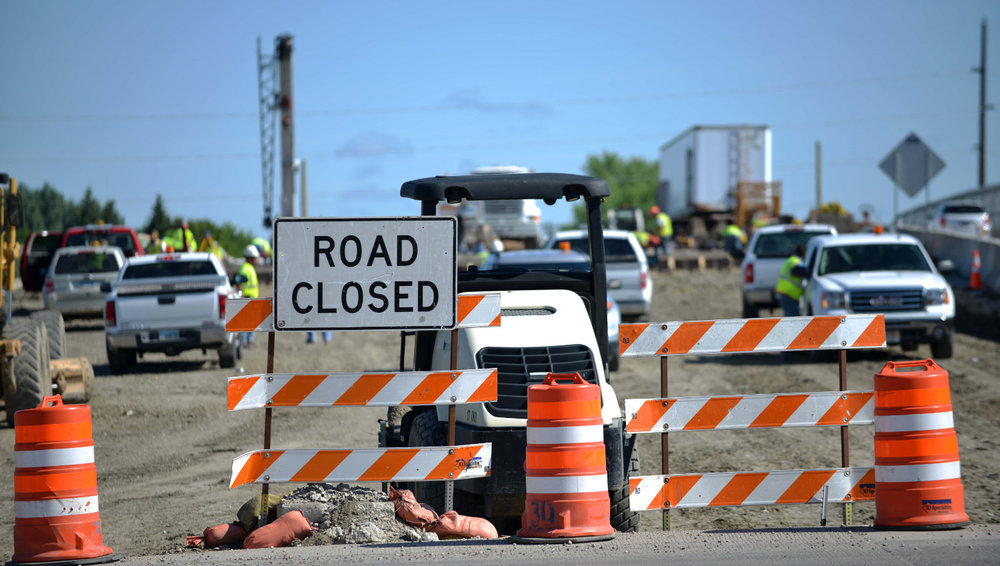Efforts to raise taxes to pay for infrastructure projects fared well at the ballot box on Tuesday night.