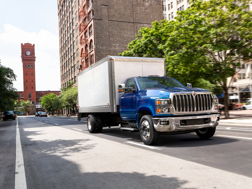 International's new CV Series of Class 4-5 trucks is designed to help smaller companies scale and give larger fleets the opportunity to expand their businesses with one truck maker.