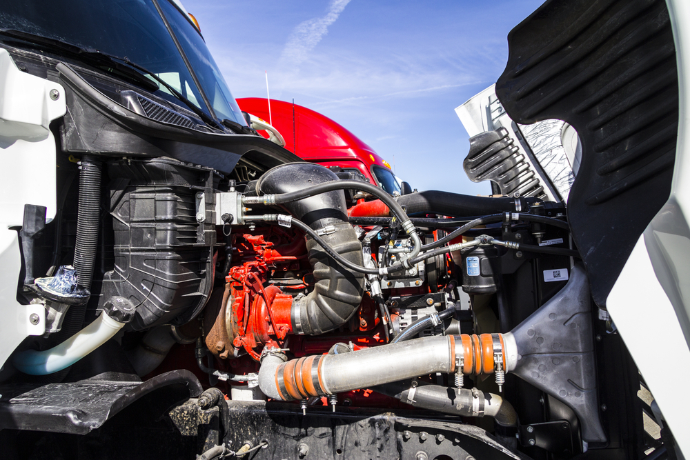 The EPA will look to redefine current NOx emissions levels for heavy duty vehicles. ( Photo: Shutterstock )