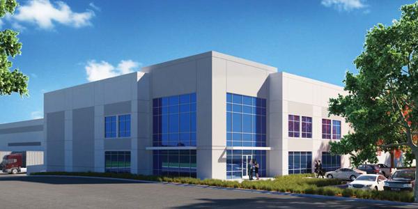 Interstate 80 warehouse ( Image: Ridgeline Property Group )