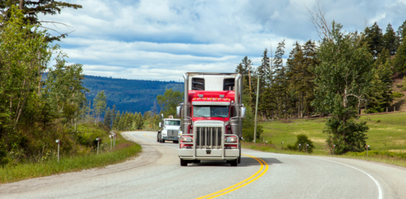 Canada is working to finalize an ELD rule for truckers in that country. The rule would closely mirror the U.S. regulation, with a few significant differences. ( Photo: Shutterstock )