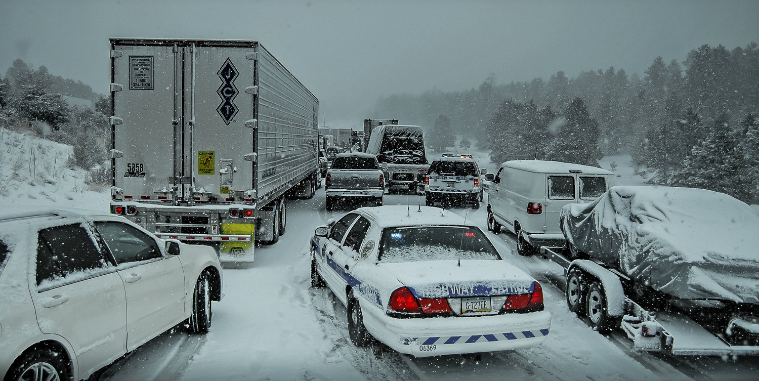 Lake Effect Snowstorm To Slow Down Truckers Supply Chain In The Northeast Freightwaves