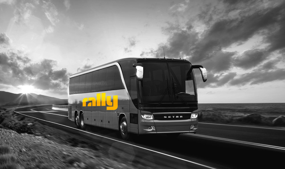 Rally is building an on-demand bus ride-sharing market for the U.S.