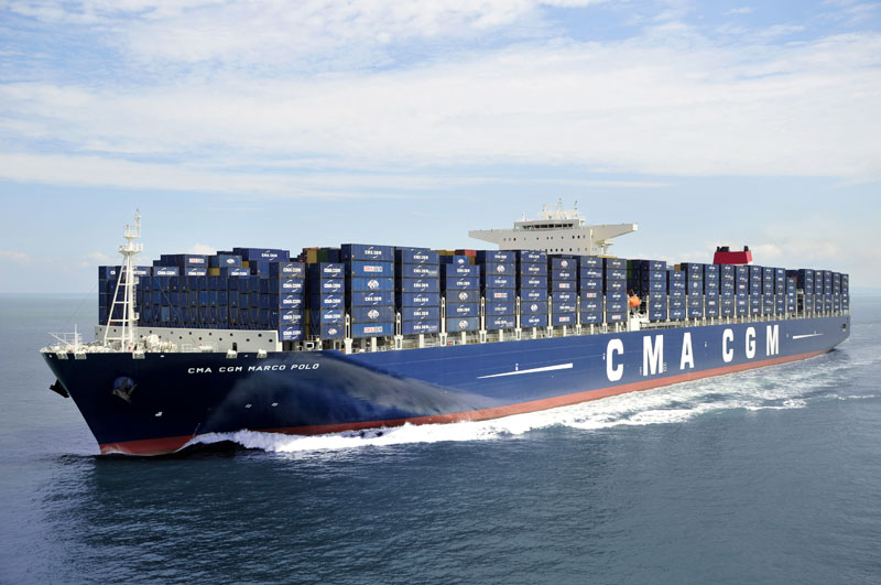 This space for rent as CMA CGM offers capacity online ( Photo: CMA CGM )
