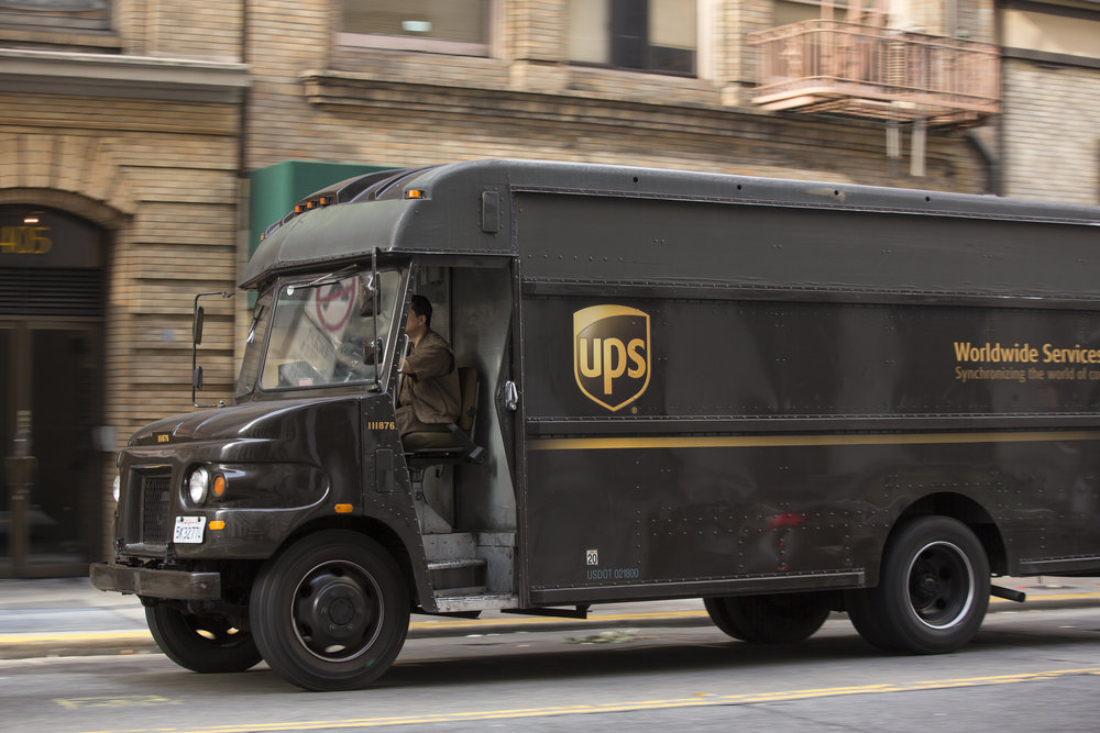 """""""On the 21st day of Christmas, UPS raised my rates…"""" (Photo:Shutterstock)"""