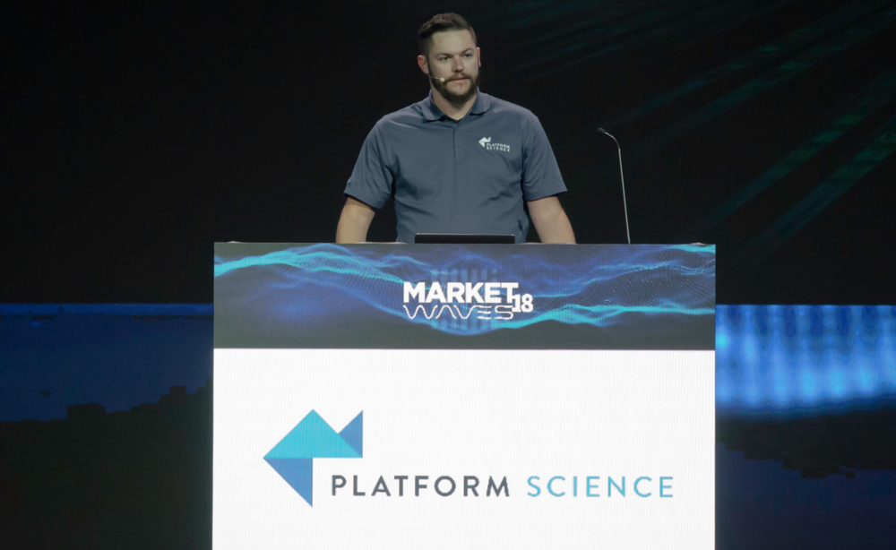 Darrin Demchuck of Platform Science.  (Photo: Jim Allen)