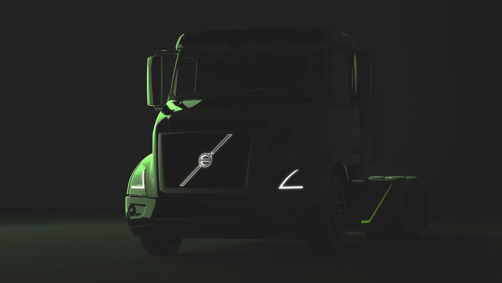 Volvo will put an electric powertain in its popular VNR regional tractor. Test vehicles will begin operating next year and commercial units will be available in 2020. ( Photo: Volvo Trucks North America )