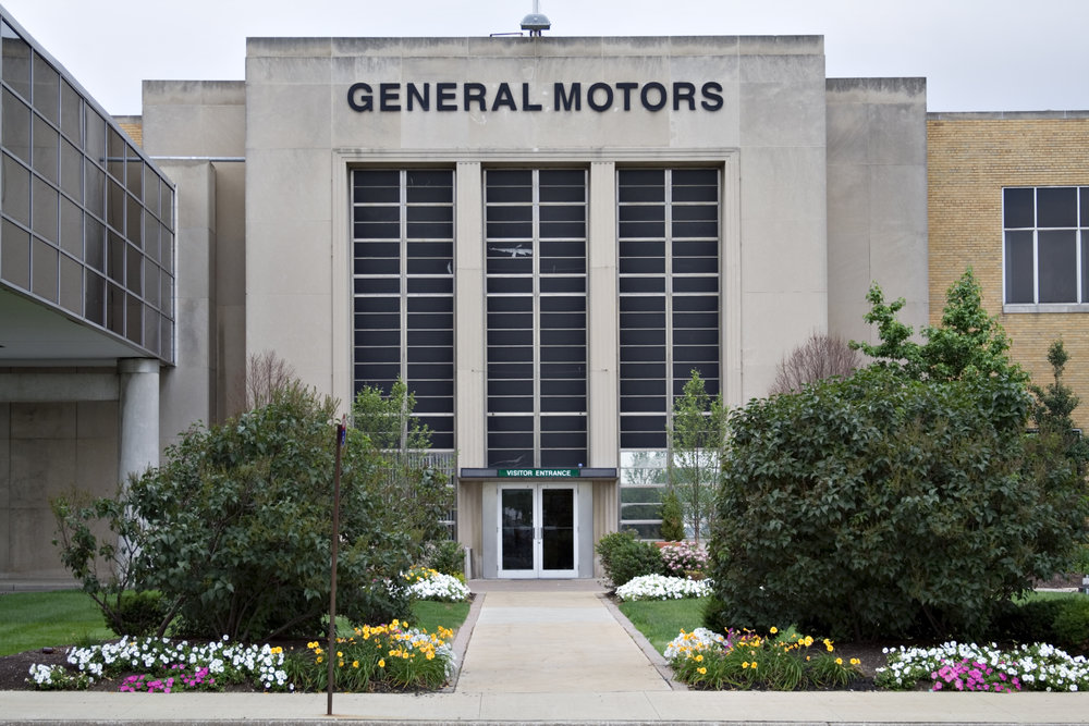 General Motors Fabricating Plant in Brookpark Ohio (Photo: Shutterstock)
