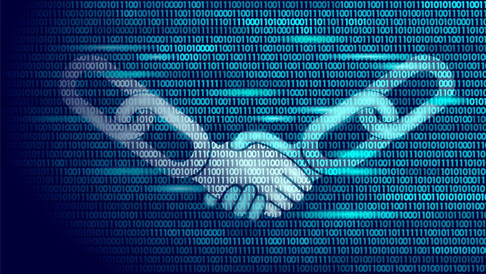Blockchain Labs for Open Collaboration shows how Blockchain technology can benefit the supply chain. Credit Shutterstock.