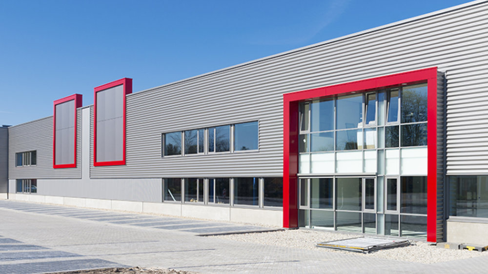 A flat year in store for industrial property (Photo: Jim Allen)
