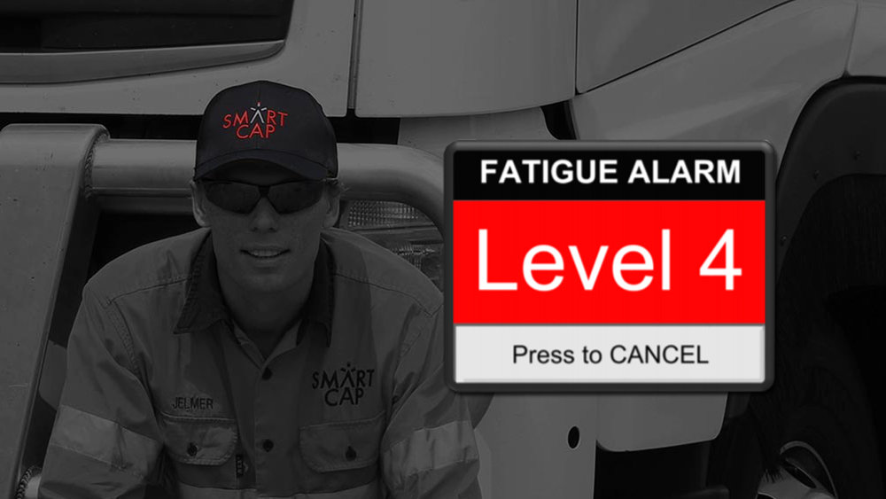 SmartCap is wearable technology that can measure a driver's levels of fatigue and give an appropriate warning alert.