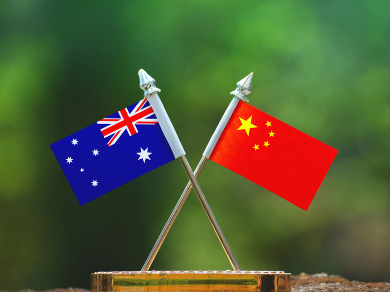 China announced wide-sweeping changes to its import and export tariffs over the Christmas break; Australia-based expert China-watchers are divided as to Beijing's motivations and what it might mean for Australia.  Photo: Shutterstock .