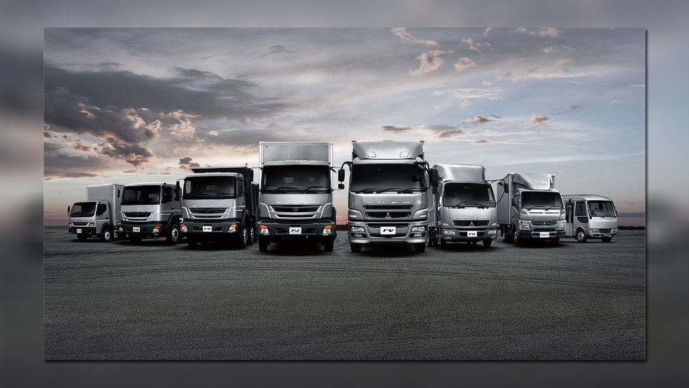 New truck sales figures broke records in Australia last year but, what goes up must come down. Expert analysts are worried that 2018 may have been a peak and that a decline in new sales is on the way. The Truck Industry Council reveals which brands of trucks sold best in Australia last year in each of the heavy duty, medium duty and light duty trucks along with the light duty vans.  (Photo: Mitsubishi-Fuso).
