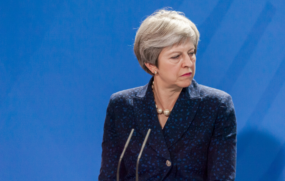 Parliament just made it harder for Conservatives to achieve a 'no deal Brexit.' ( Photo: Shutterstock )