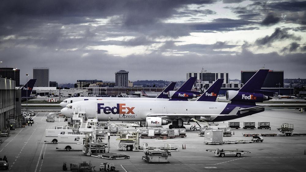 FedEx vows to turn the express ship around (Photo: FreightWaves/Jim Allen)