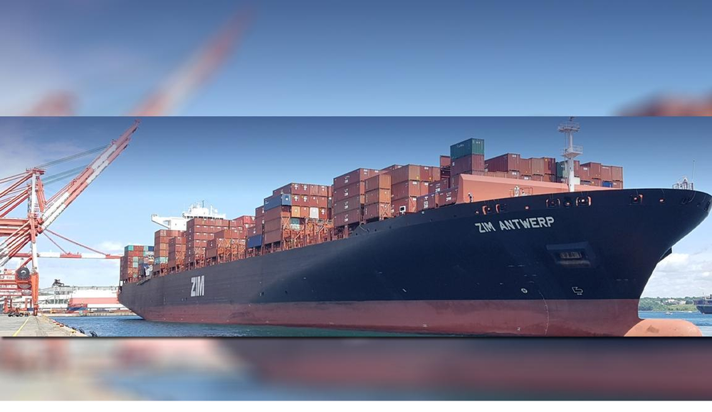 """Zim hailed its new vessel sharing agrrment with the 2M Alliance as a """"game-changer"""". Credit: zim.com"""