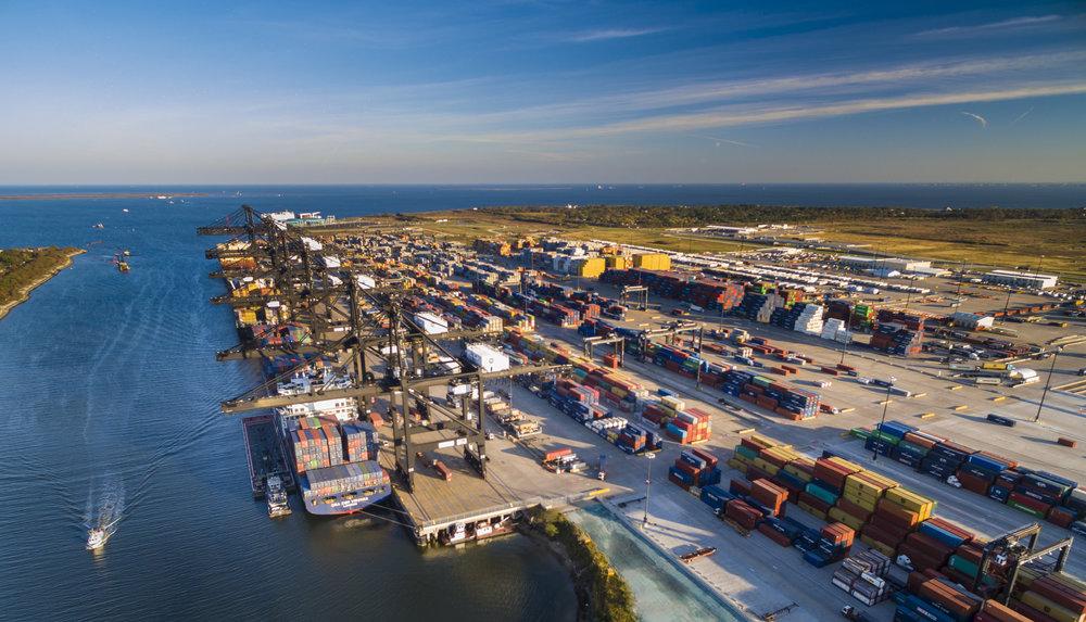 Port of Houston's Bayport Container Terminal ( Photo: Port of Houston )