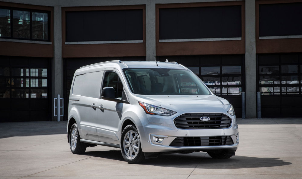 Ford will build vans and midsize pickups under an alliance formed with Volkswagen, while tapping into VW's autonomous and electric expertise.
