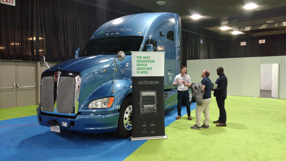 Autobon AI is building an aftermarket autonomous vehicle system that would allow any commercial truck to be turned into an autonomous truck.